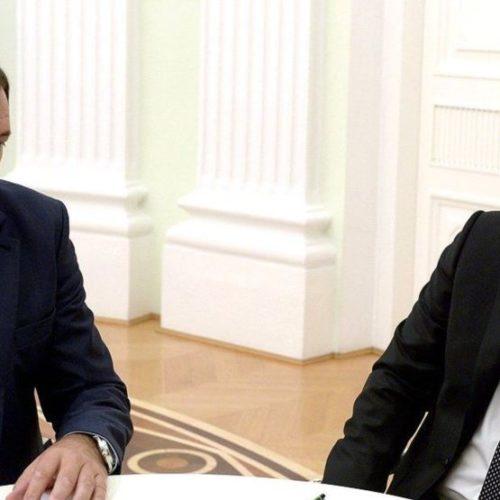 Dodikov put od miljenika Zapada do ruskog igrača