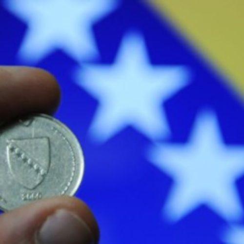 Bosna i Hercegovina je najmanje zadužena država u Evropi!