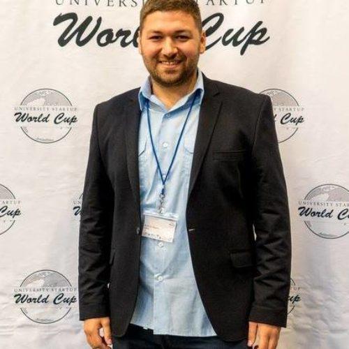 Bosanski student Nusmir Mekić osvojio nagradu za najpopularniji projekat na svjetskom takmičenju startup ideja u Kopenhagenu