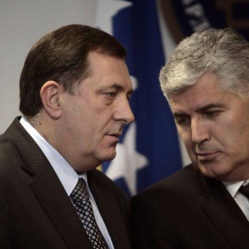 Dodikov i Čovićev politički dogovor odrađuju četiri člana CIK-a: Mi vama Srebrenicu, vi nama Stolac!