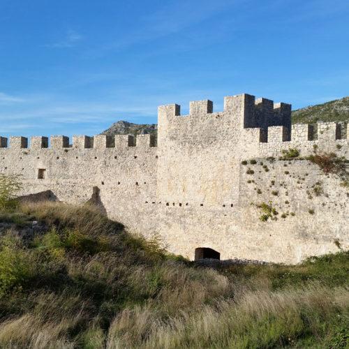 Blagaj: Tvrđavi hercega Stjepana vraća se dio starog sjaja