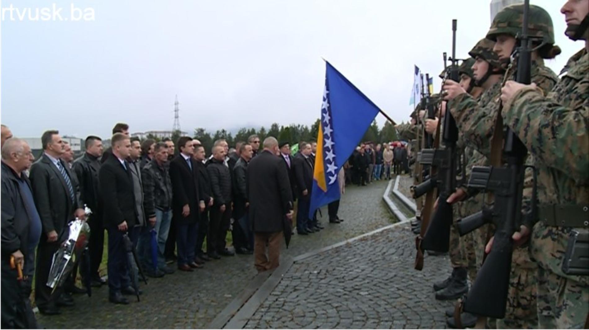 Pobjednički Peti korpus bio  respektabilna vojna sila