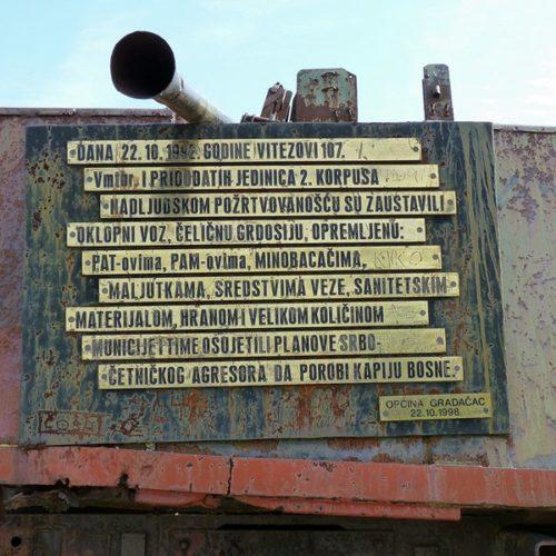 Bitka za oklopni voz – Velika pobjeda bosanske armije u gradu 'Zmaja od Bosne'