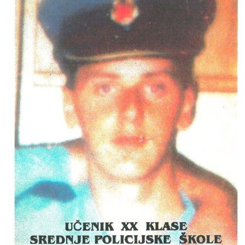 Sarajevo: Učenik policijske škole Samir Mišić ubijen je u agresiji na Bosnu i Hercegovinu