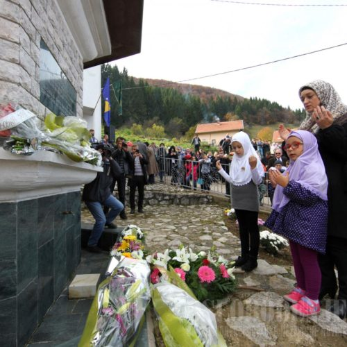 Obilježena 23. godišnjica stradanja Bošnjaka u Stupnom Dolu kod Vareša