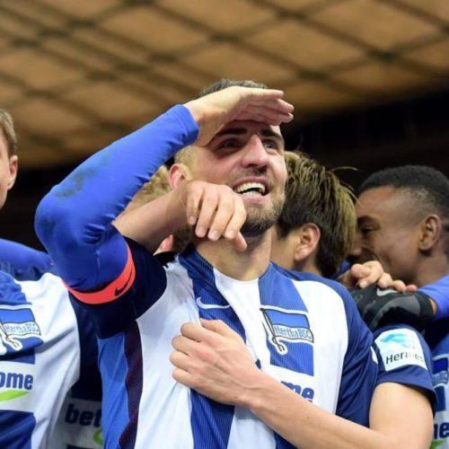Ibišević: Velika mi je čast i zadovoljstvo što sam dao 100 golova u Bundesligi