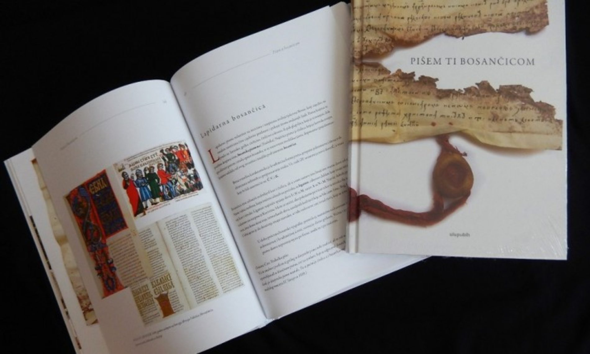 """Promocija knjige """"Pišem ti bosančicom"""""""