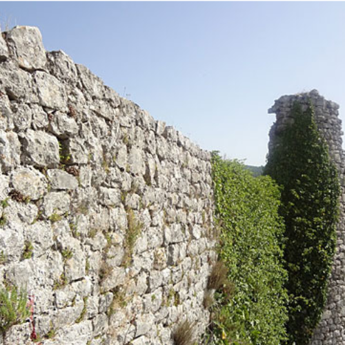 GABELA:  Jedan od najvažnijih srednjovjekovnih trgova, čuvena carinarnica i snažno utvrđenje