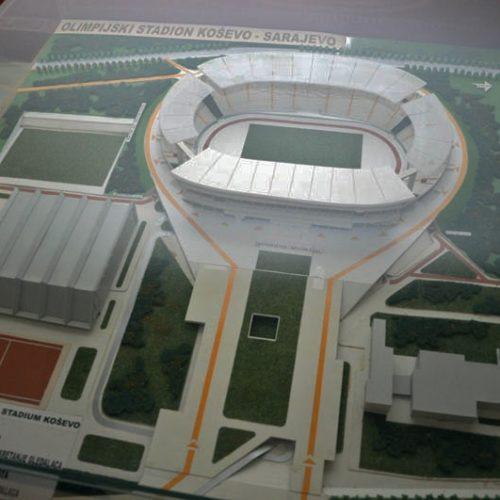 Njemački investitor zainteresovan za ulaganje u modernizaciju stadiona Koševo