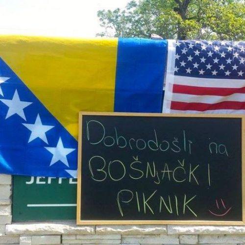 """Više od 600 posjetilaca na manifestaciji """"Bošnjački piknik"""" u Saint Louisu"""