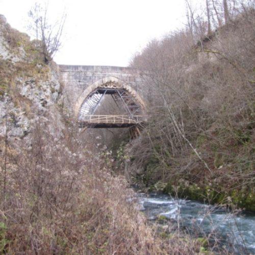 Završeni radovi na stabilizaciji Mosta na rijeci Žepi