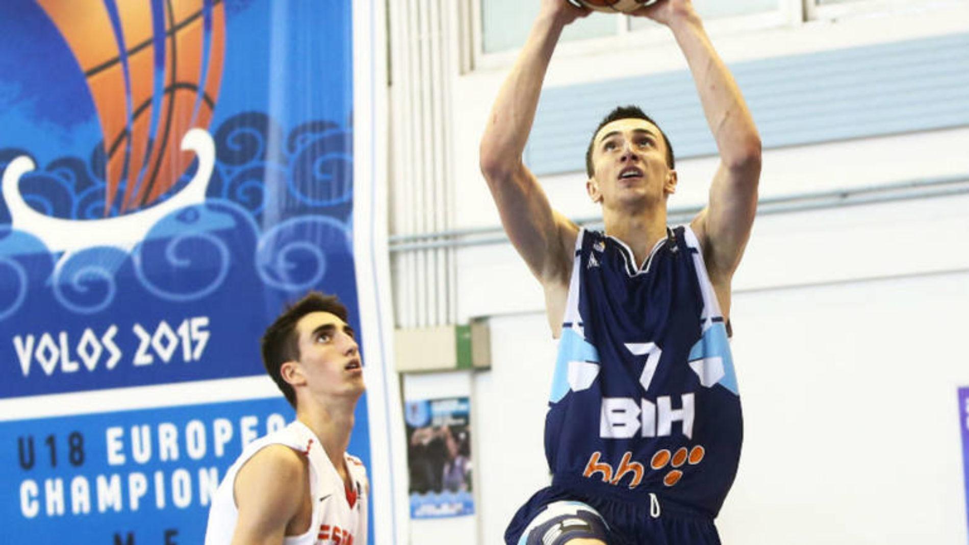 Košarka: Bh. juniori protiv Turske za finale EP-a