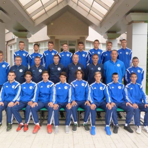 Kadeti: Hrvatska-Bosna i Hercegovina 1:4! Danas u Tuzli protiv istog protivnika