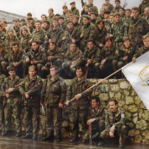 U Kaknju organizovano centralno obilježavanje 1.decembra-Dana Trećeg korpusa Armije RBiH (FOTO)