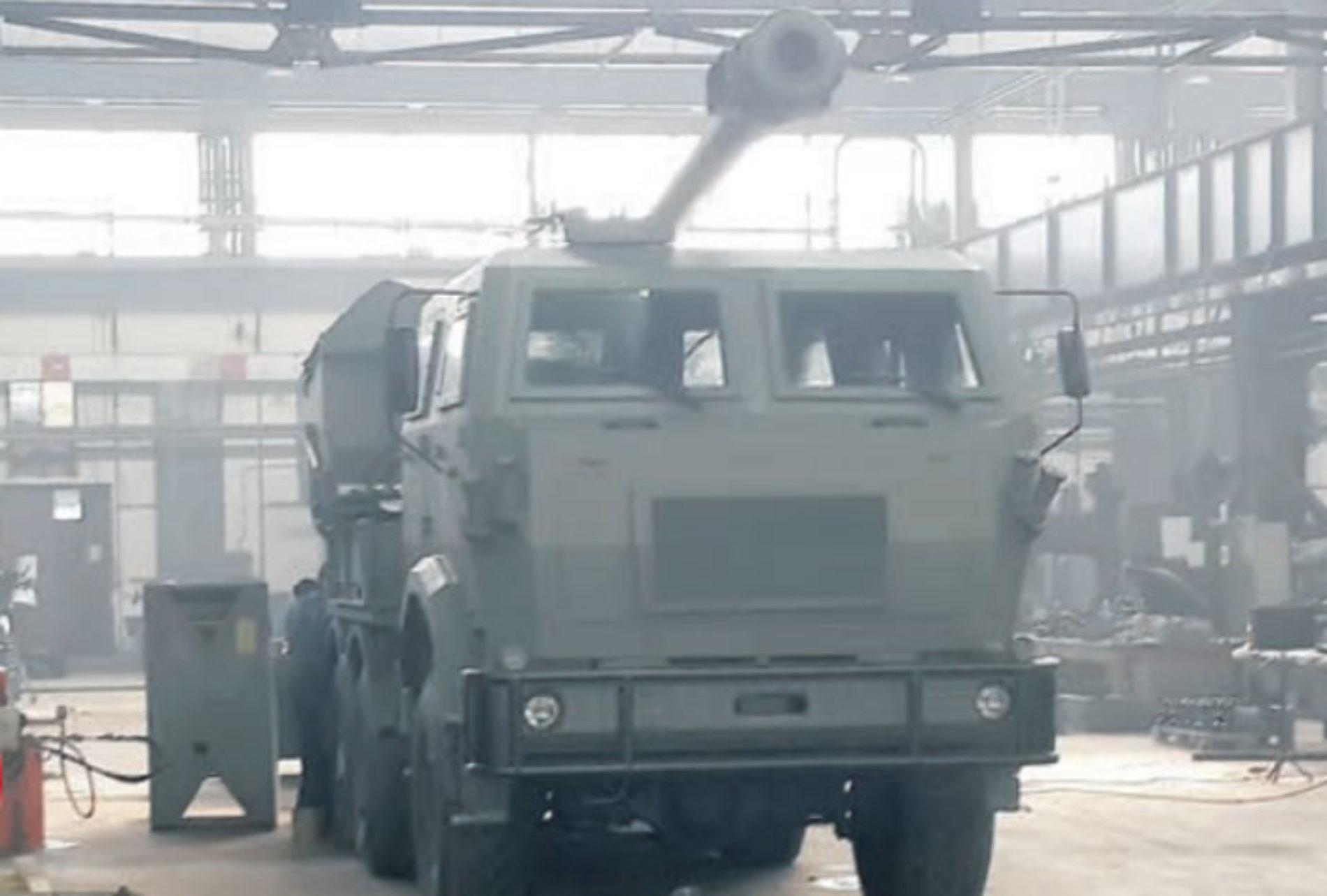 Uspjeh domaće vojne industrije: Proizvedena prva bosanska haubica