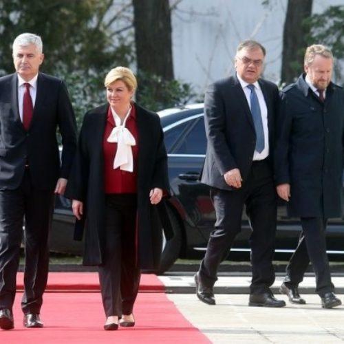 Milan Jovičić: Zašto ne upitati gospođu Kolindu, nisu li oni svi nastavili stazom i nedovršenim ideološkim zabludama svog prethodnika i Poglavnika, prema Bosni i Hercegovini
