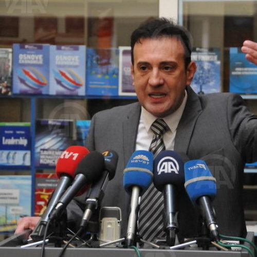 Kurtćehajić: Bosnu nisu ni dvije carevine mogle rastvoriti