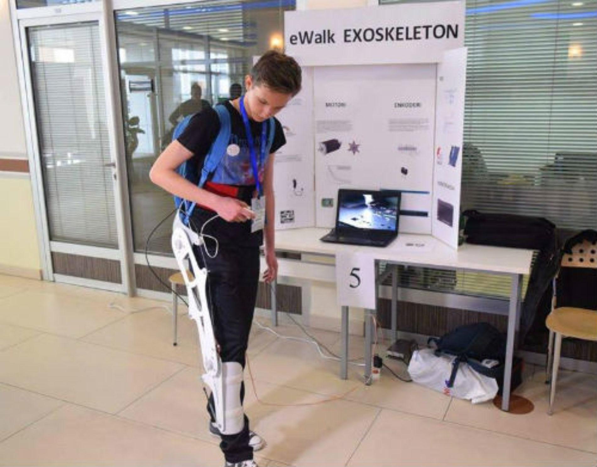 Inovacija mladog Kenana Mehinovića omogućit će lakše kretenje osobama sa paralizom