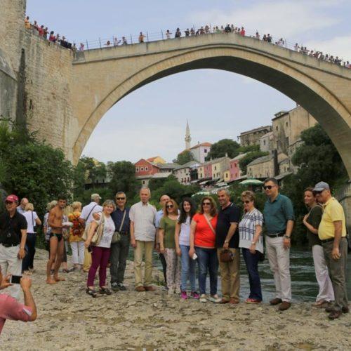 Bosna i Hercegovina u oktobru premašila milion posjeta i dva miliona noćenja turista