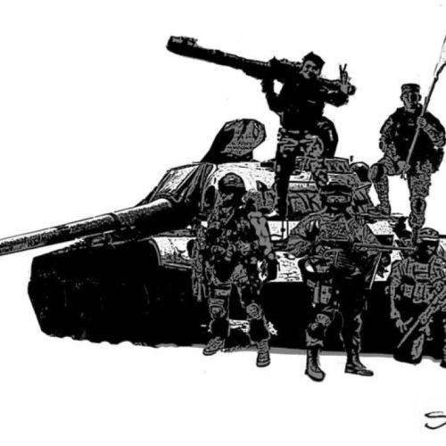 Srbija se naoružava! Ako Srbi imaju oružje, imamo ga i mi…