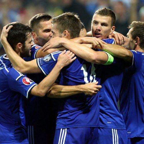 Novi FIFA poredak: Bosna i Hercegovina ponovo među 20 najboljih