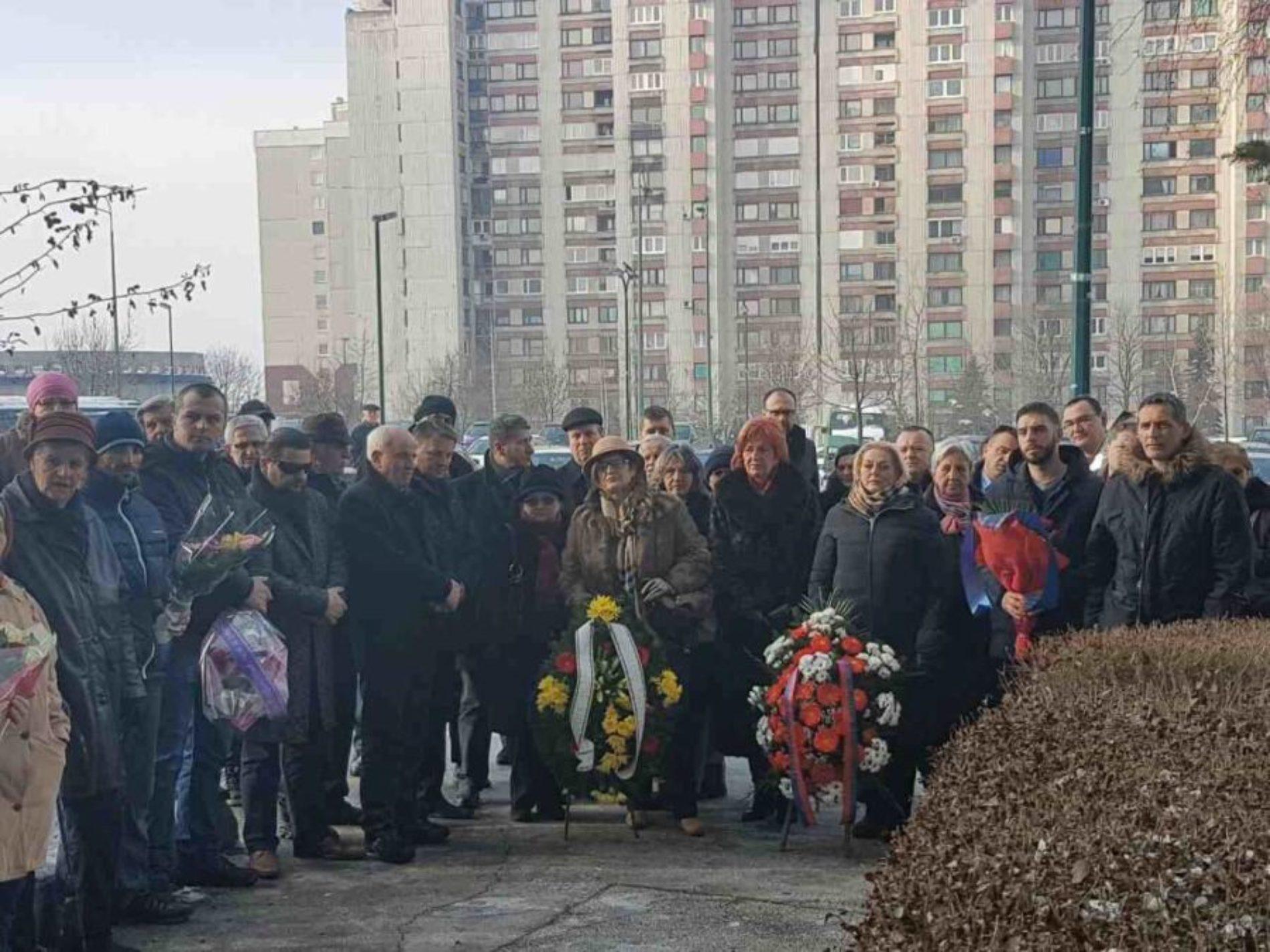 Sarajevo: Obilježena 23. godišnjica ubistva šestero djece u ulici Bosanska
