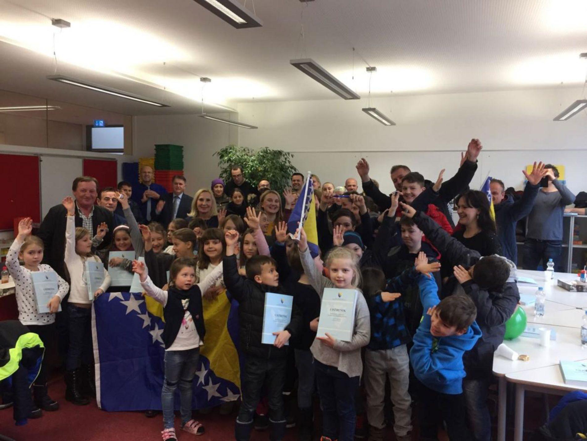U Münchenu počele sa radom dvije bosanske dopunske škole