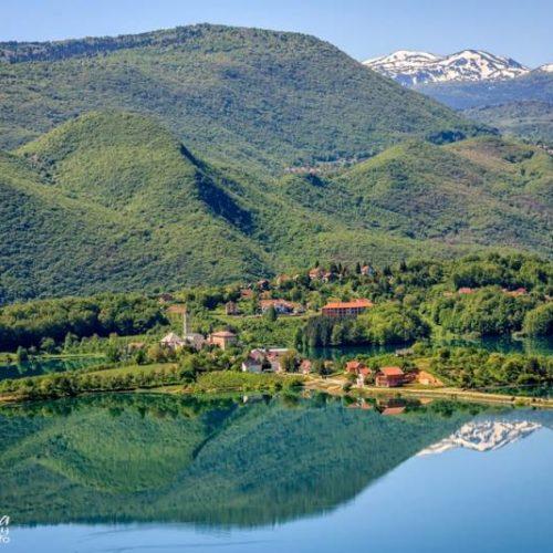 Naselja bosanske srednjevjekovne države: Prozor u Rami