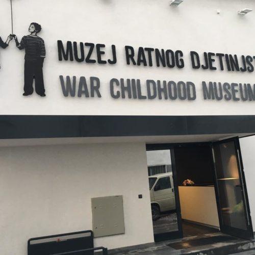Muzej ratnog djetinjstva (Video)