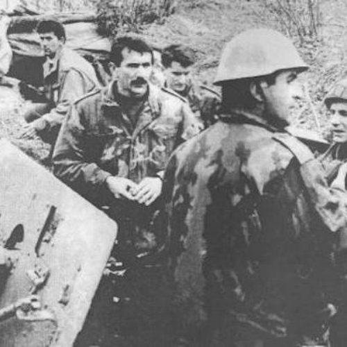 Sjećanje na komandanta Mustafu Hajrulahovića, Talijana: Bio je najsretniji kad je u Bosni prestao rat