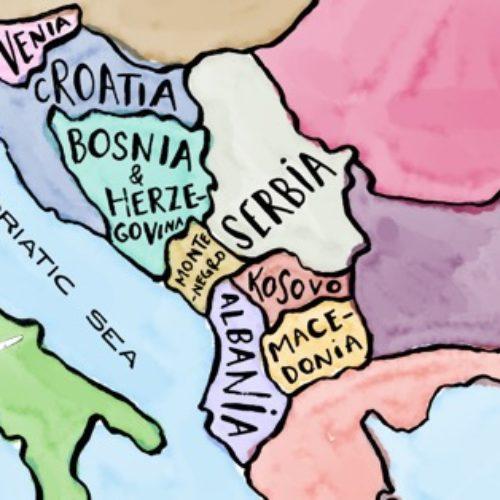 Zbog negativnog priraštaja i migracija Srbija i Hrvatska ostaju godišnje bez grada, a Bosna i Hercegovina bez mjesta