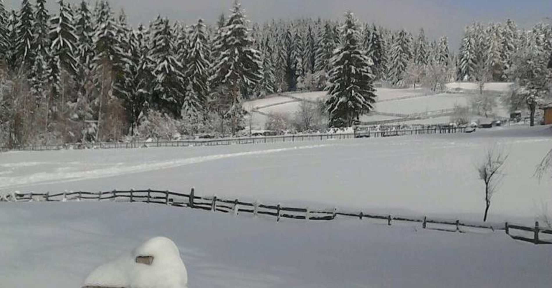 Januar u bosanskim selima: Život bez smoga