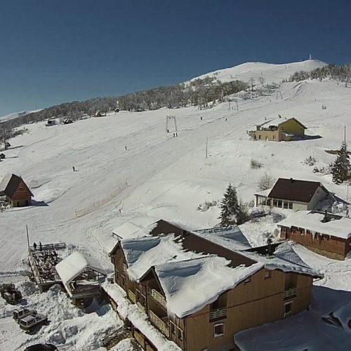 Ski-centar Brusnica (Foto)