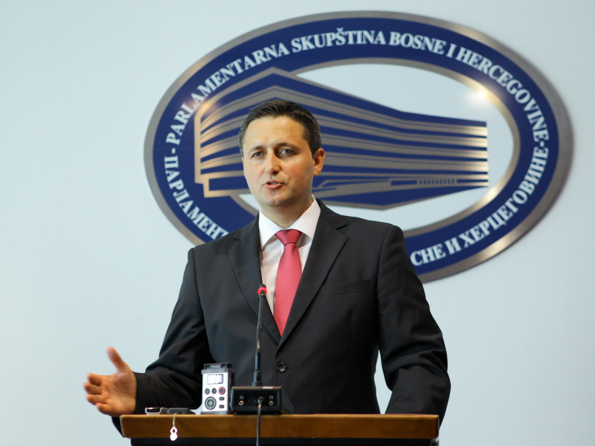 Bećirović pisao Nikoliću: Budite politički odgovoran predsjednik, a ne četnički vojvoda