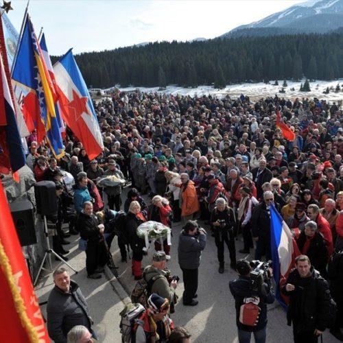 Obilježena 75. godišnjica Igmanskog marša