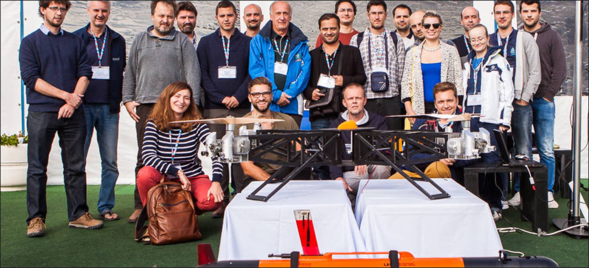 Naučnici iz Bosne i Hercegovine, RH i Irske zajednički prave najveći robotski dron na svijetu