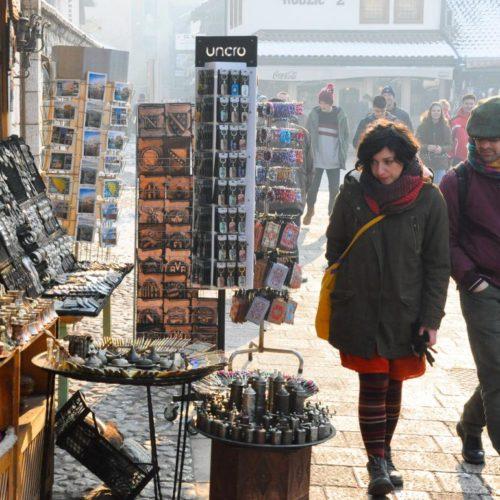 Turisti iz svih krajeva svijeta uživaju u obilasku Sarajeva