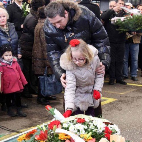 Obilježen Dan sjećanja na poginule građane Sarajeva (VIDEO)