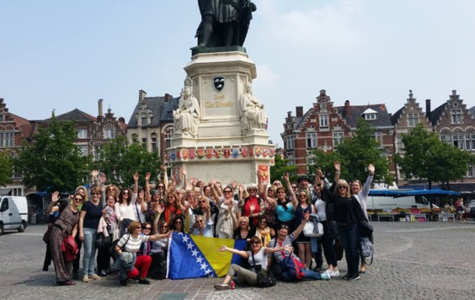 "Udruženje ""Ladies"" Eindhoven: Kreativne i vrijedne bosanske žene"