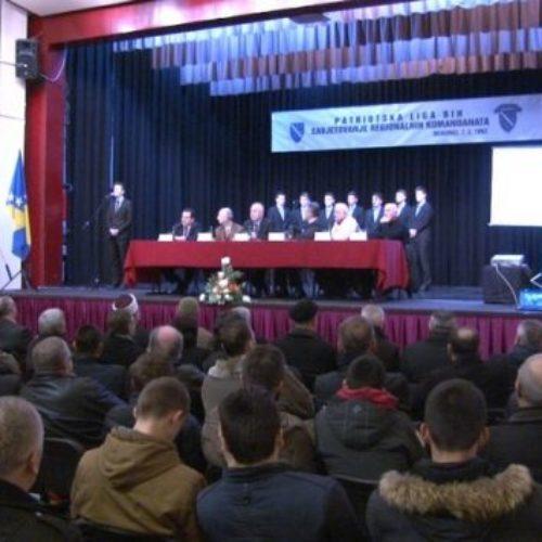 U Travniku obilježena 25. godišnjica savjetovanja komandanata Patriotske lige