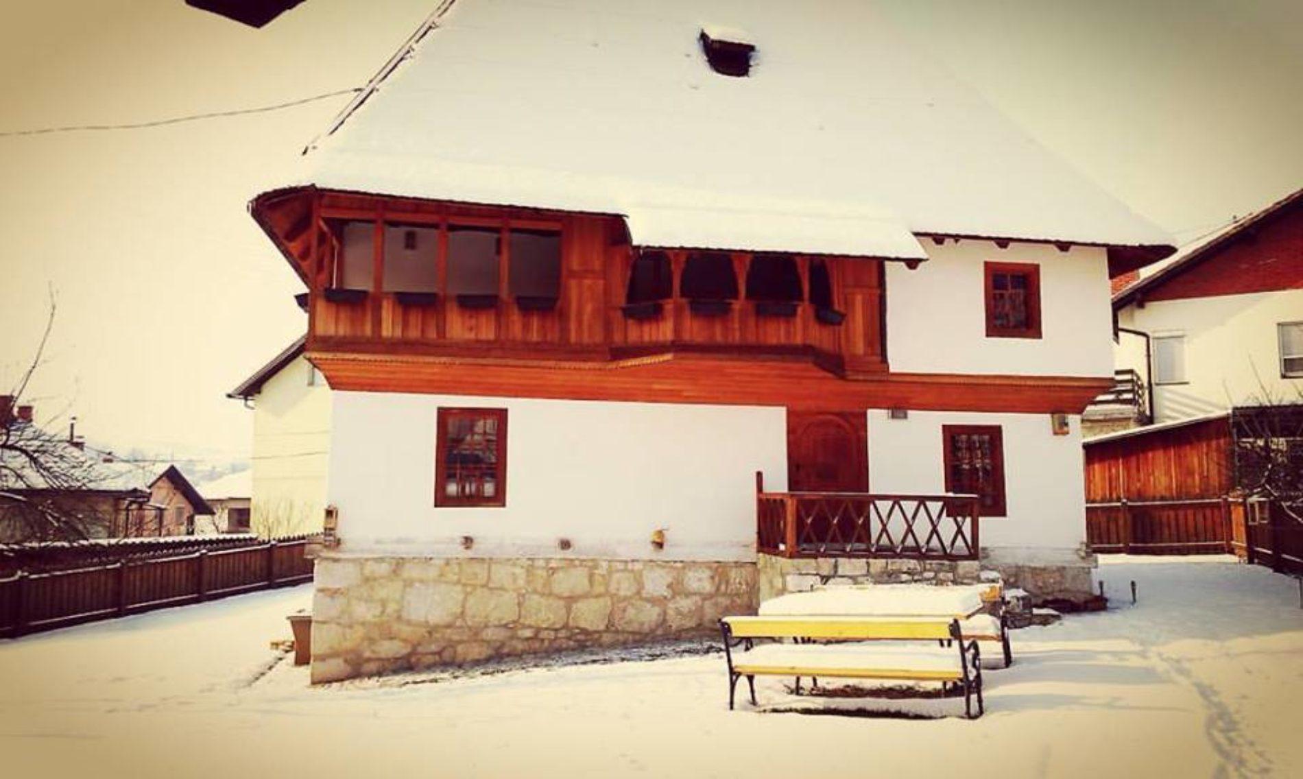 Bosanska kuća – Stara kuća Mare Popović (Foto)