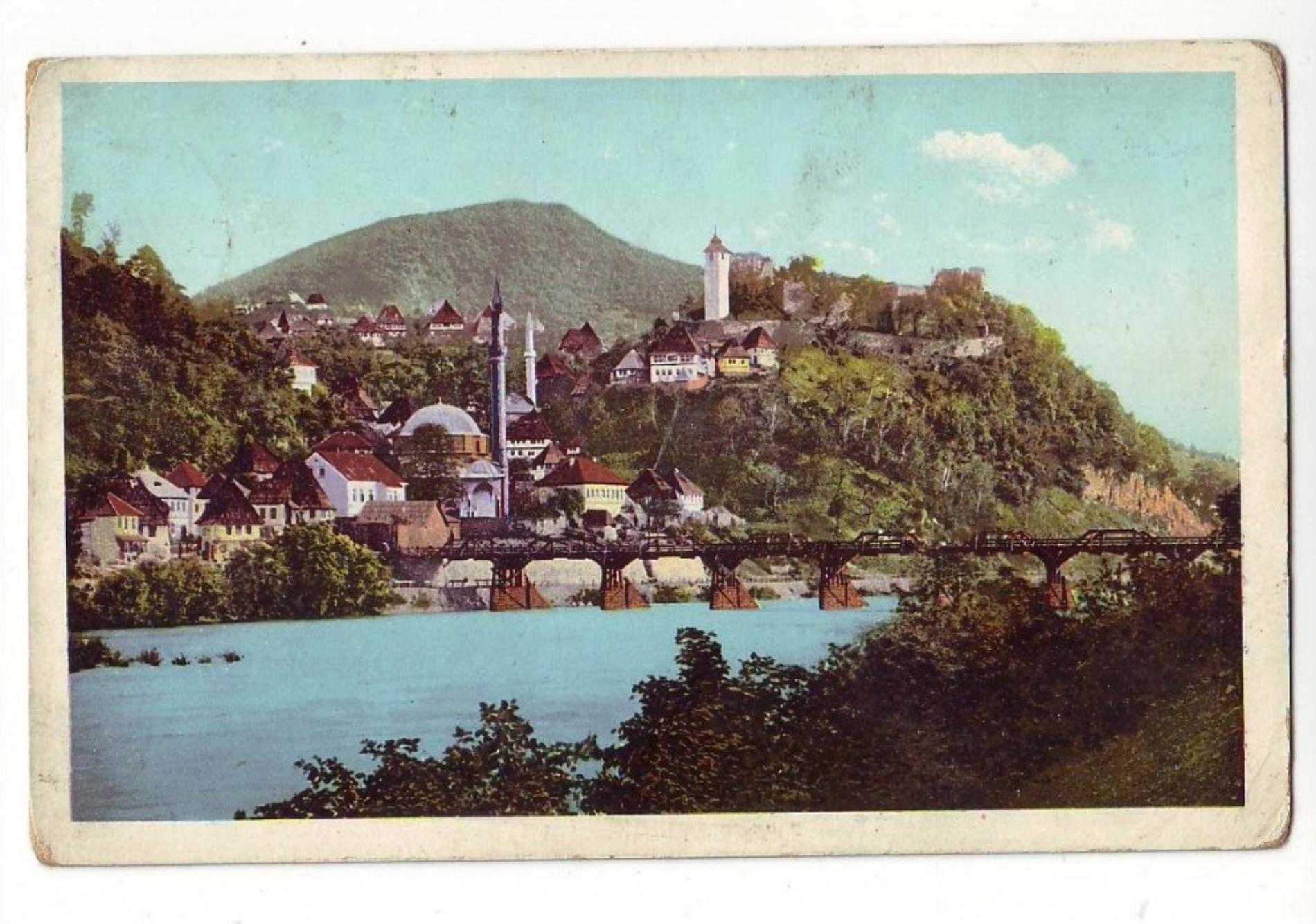 Stari bosanski grad – Maglaj
