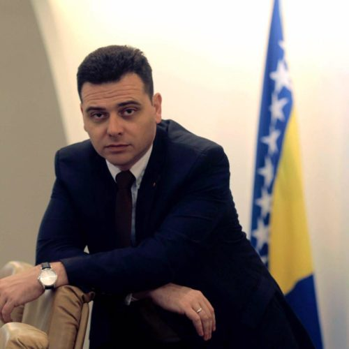 Bosanski parlamentarci uzvraćaju udarac: 'Prijedlog rezolucije o želji za napredak Republike Hrvatske'