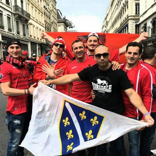 Fudbal: Bosna i Hercegovina igra prijateljski meč protiv Albanije