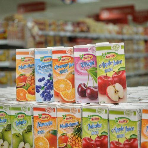 Swity sokovi na novim tržištima: Od sada i u Dubaiju