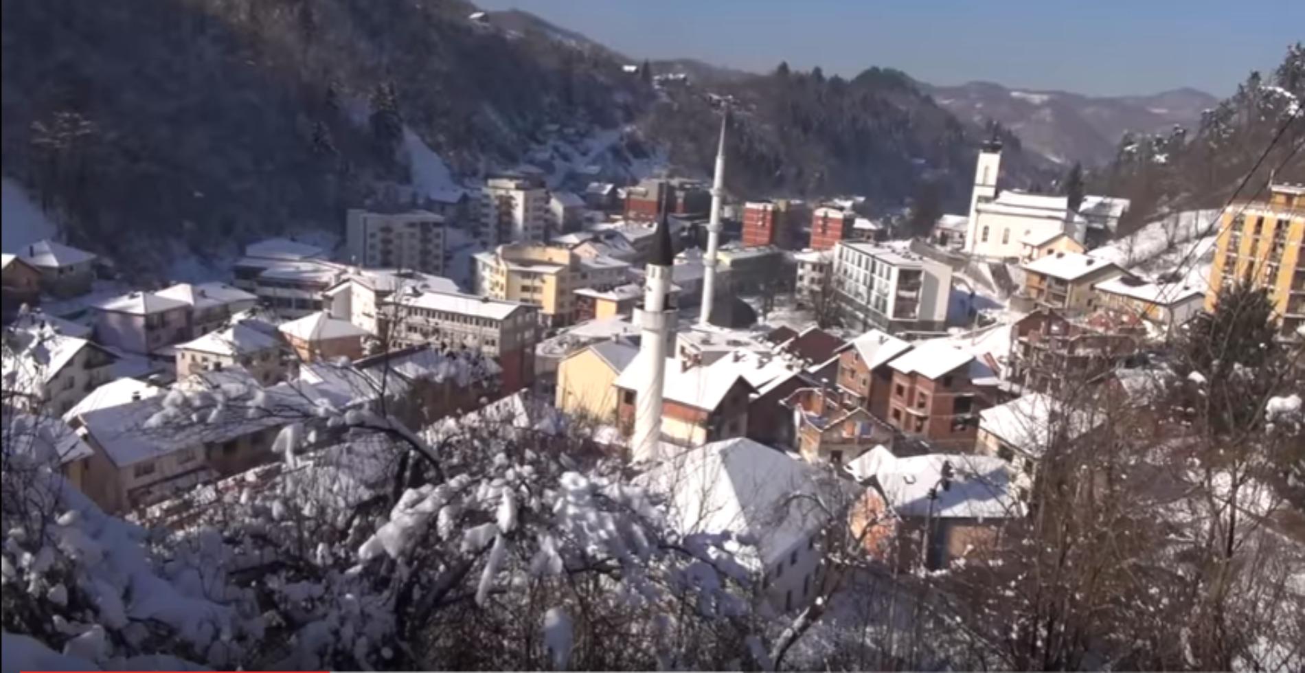 Reportaža iz Srebrenice (Video)