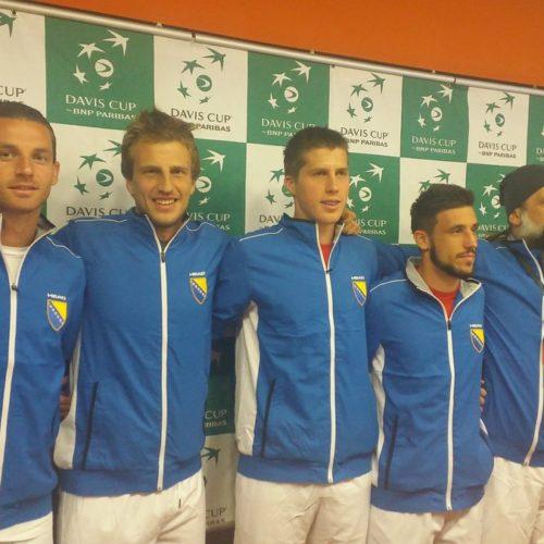 Davis Cup: Sutra u zeničkoj Areni počinje duel Bosne i Hercegovine i Poljske