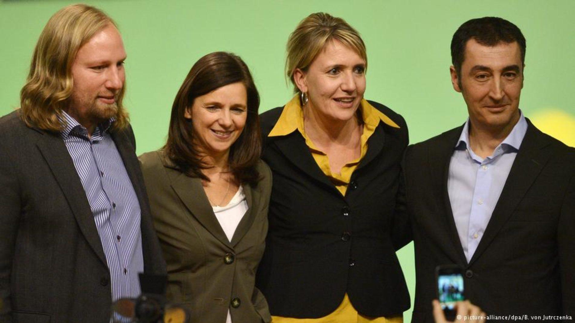Stranka Zelenih traži od njemačke vlade da se izjasni o srpskom nacionalizmu