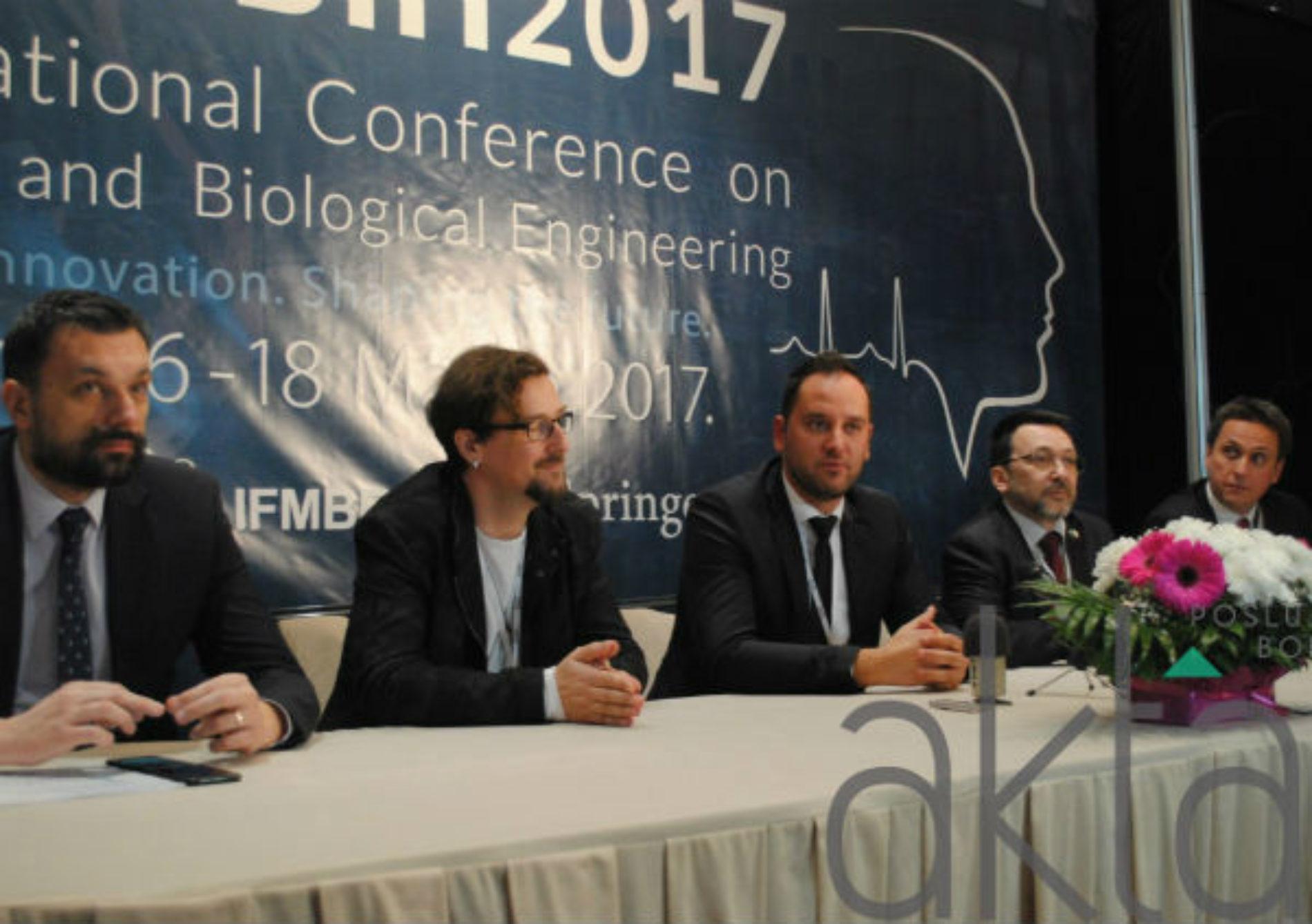 Bosna i Hercegovina ugostila naučnu elitu: Svečano otvorena konferencija CMBEBIH 2017