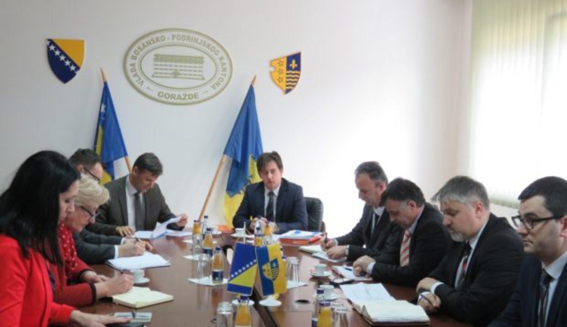 """U ovoj godini biće pokrenute aktivnosti na izgradnji """"brze"""" ceste Goražde-Sarajevo"""